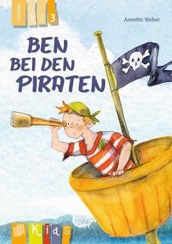 Ben bei den Piraten - Lesestufe 3