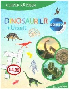 Galileo Clever Rätseln: Dinosaurier und Urzeit