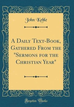 A Daily Text-Book, Gathered From the