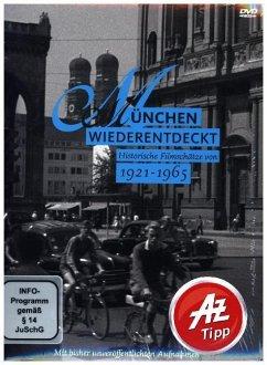 München wiederentdeckt 1921 - 1965, 1 DVD