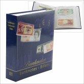 """Banknotenalbum """"Universal"""" mit 50 Blättern zum Einstecken und Sammeln von Banknoten"""