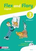 Flex and Flory 3. Workbook mit Schüler-Audio-CD und Diagnoseheft