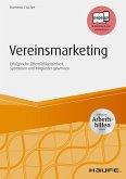 Vereinsmarketing - inkl. Arbeitshilfen online (eBook, PDF)