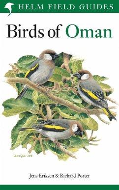 Birds of Oman (eBook, PDF) - Eriksen, Jens; Porter, Richard