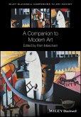 A Companion to Modern Art (eBook, ePUB)