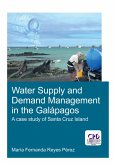 Water Supply and Demand Management in the Galápagos (eBook, ePUB)