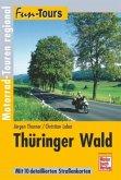 Fun-Tours. Thüringer Wald (Mängelexemplar)