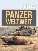 DMAX Panzer weltweit (Mängelexemplar)