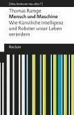 Mensch und Maschine (eBook, ePUB)