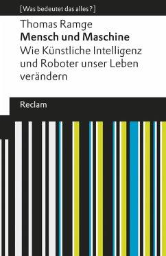 Mensch und Maschine (eBook, ePUB) - Ramge, Thomas