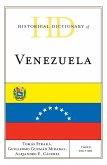 Historical Dictionary of Venezuela (eBook, ePUB)