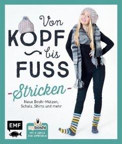 myboshi - Von Kopf bis Fuß - stricken (Mängelex...