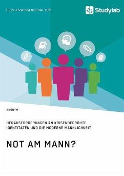 Not am Mann? Herausforderungen an krisenbedrohte Identitäten und die moderne Männlichkeit (eBook, ePUB)
