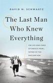 The Last Man Who Knew Everything (eBook, ePUB)