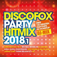 Discofox Party Hitmix 2018.1
