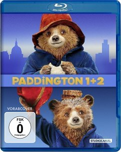 Paddington 1 & 2 - 2 Disc Bluray - Bonneville,Hugh/Hawkins,Sally