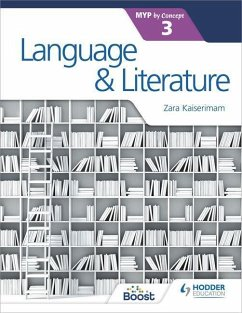 Language and Literature for the IB MYP 3 - Kaiserimam, Zara