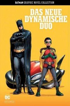 Das neue dynamische Duo / Batman Graphic Novel Collection Bd.8 - Morrison, Grant; Quitely, Frank; Tan, Philip