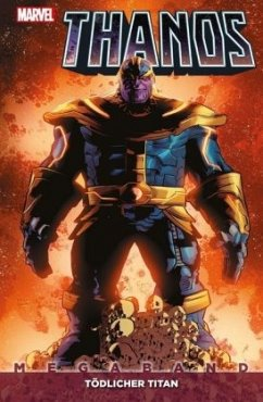 Thanos Megaband - Lemire, Jeff; Deodato, Mike