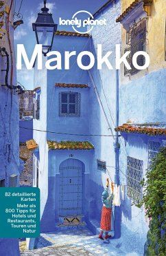 Lonely Planet Reiseführer Marokko (eBook, ePUB) - Clammer, Paul