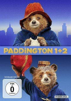 Paddington & Paddington 2 (2 Discs) - Bonneville,Hugh/Hawkins,Sally