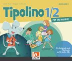 Tipolino 1/2 - Fit in Musik, Ausgabe D - 5 Audio-CDs