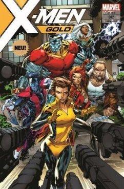 X-Men: Gold - Guggenheim, Marc; Lashley, Ken; Medina, Lan