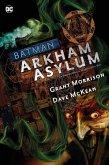 Batman Deluxe: Arkham Asylum