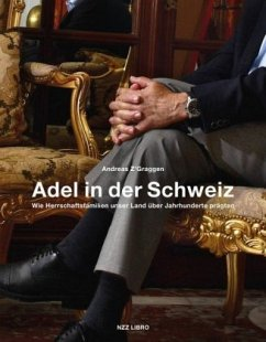 Adel in der Schweiz - Z'Graggen, Andreas