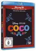 Coco - Lebendiger als das Leben! (Blu-ray 3D + 2 Blu-rays)