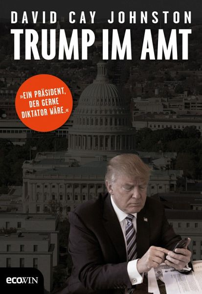 Trump im Amt (eBook, ePUB) - Johnston, David Cay