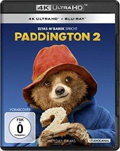 Paddington 2 (4K Ultra HD + Blu-ray) - Bonneville,Hugh/Hawkins,Sally