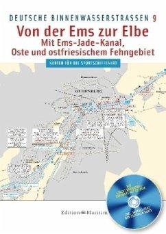 Deutsche Binnenwasserstraßen 09. Von der Ems zu...