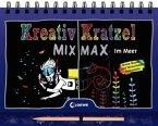 Kreativ-Kratzel MIX MAX - Im Meer