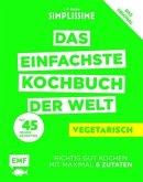 Simplissime - Das einfachste Kochbuch der Welt: Vegetarisch