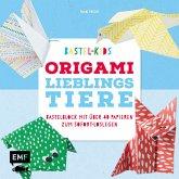 Bastel-Kids - Origami Lieblingstiere