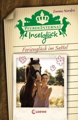 Buch-Reihe Pferdeinternat Inselglück