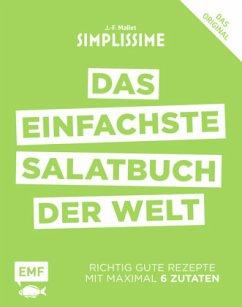 Simplissime - Das einfachste Salatbuch der Welt - Mallet, Jean-François