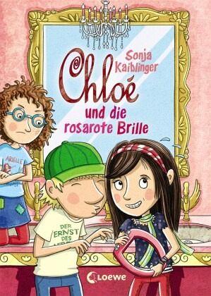 Buch-Reihe Chloé