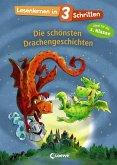 Lesenlernen in 3 Schritten - Die schönsten Drachengeschichten