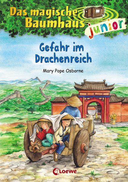 Gefahr im Drachenreich / Das magische Baumhaus junior Bd.14