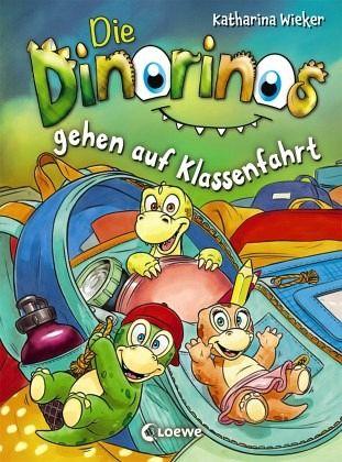 Buch-Reihe Die Dinorinos