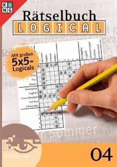 Logical Rätselbuch 04