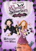 Halbvampire wider Willen / Die Vampirschwestern black & pink Bd.1
