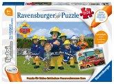 tiptoi® Puzzle für kleine Entdecker: Feuerwehrmann Sam (Kinderpuzzle)