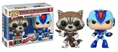 POP! Games: Rocket vs MegaMan X