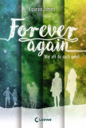 Buch-Reihe Forever again