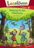 Leselöwen 1. Klasse - Rettung für die Ritterburg