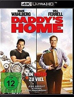 Daddy´s Home - Ein Vater zu viel (4K Ultra HD +...