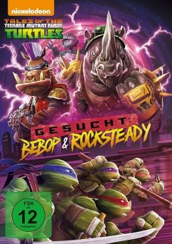 Tales Of The Teenage Mutant Ninja Turtles - Gesucht: Bebop und Rocksteady - Keine Informationen